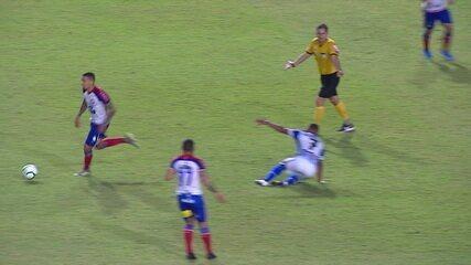 Central do Apito: Ricci vê falta em origem do gol do Bahia, mas diz que não é lance para VAR