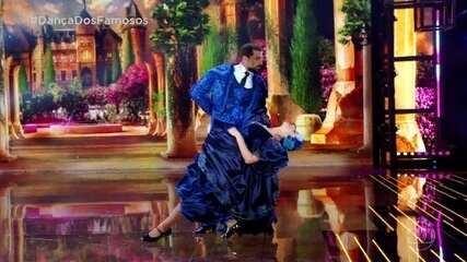 Kaysar Dadour dança o Paso Doble