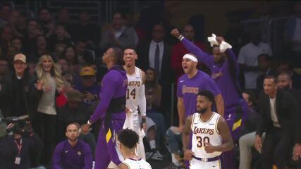Melhores momentos: Los Angeles Lakers 100 x 114 Dallas Mavericks
