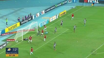 Comentarista Diego Guichard analisa a partida do Inter contra o Botafogo