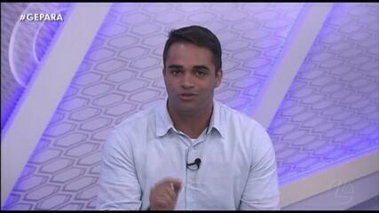 Veja a íntegra do Globo Esporte Pará desta terça-feira, dia 3