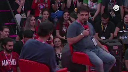 'Gshow na CCXP': Confira o painel de Choque de Cultura na Arena Globoplay