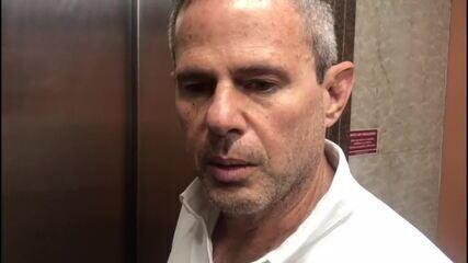 Doleiro Dario Messer comparece à primeira audiência depois da prisão