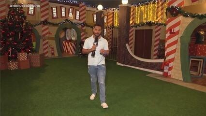 Pablo Vasconcelos desvenda os bastidores das produções de Natal