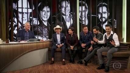 'Amigos' relembram momentos marcantes do programa