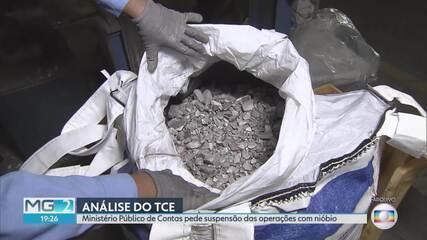 MP de Contas pede suspensão da venda de créditos do nióbio de Minas
