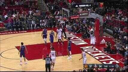 Melhores momentos: Houston Rockets 115 x 109 Phoenix Suns, pela NBA