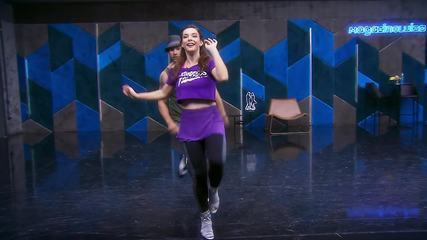 Veja o ensaio de Regiane Alves e Reginaldo Sama para semifinal do 'Dança dos Famosos'