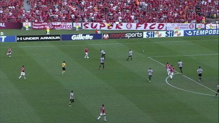 Melhores Momentos: Internacional 2 x 1 Atlético MG pela 38ª rodada do Brasileirão