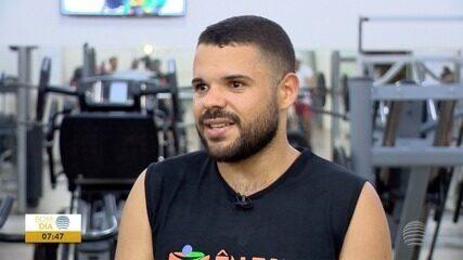 Assista à reportagem com Dario Souza da Silva, exibida pelo Bom Dia Fronteira desta segunda-feira (9)