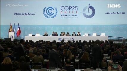 A COP 25 e o futuro do meio ambiente