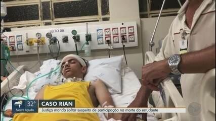 Justiça manda soltar jovem acusado de matar estudante agredido em Jardinópolis, SP