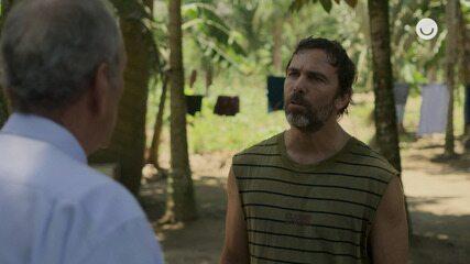 Teaser 'Bom Sucesso' 13/12: Padre Paulo pede para Elias voltar para o Rio de Janeiro