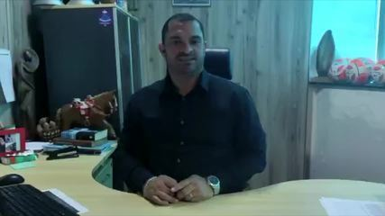 Jobson Bandeira, superintendente da SEJUCEL, fala sobre a reforma no estádio João Saldanha
