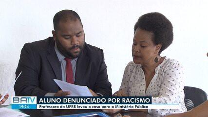 Professora da UFRB que denunciou ser vítima de racismo em sala leva caso para MP-Ba