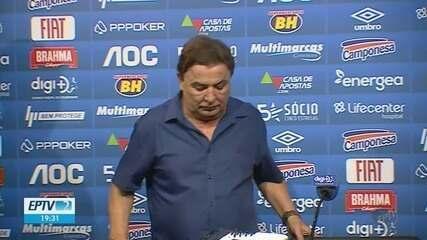 Zezé Perrela é afastado em mais um capítulo da crise do Cruzeiro