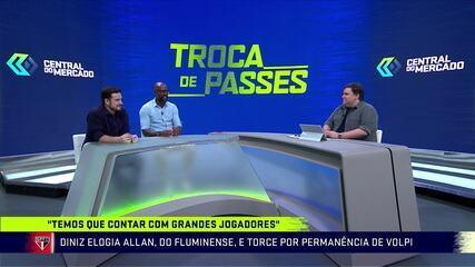Troca de Passes debate sobre o São Paulo