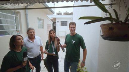 Confira a terceira visita do mutirão da dengue
