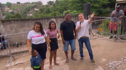 'Primeira Chance' ganha reforma para ajudar mais o Morro da Coruja em São Gonçalo