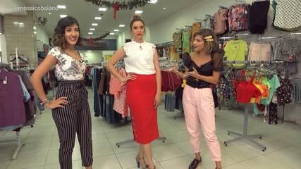 Paulinha Magalhães e duas fashionistas montam looks para festas de fim de ano