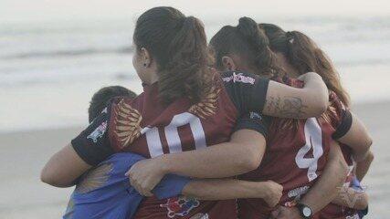 Em um ano caracterizado por conquistas, Athenas Rugby sente a tristeza do acidente