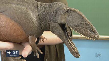 Pesquisadores criam um protótipo fiel de um dos grandes dinossauros que viveram no Brasil