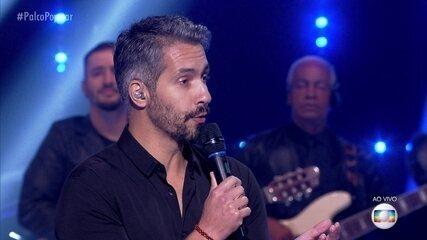"""Danilo Vieira canta """"Que Pena"""" na segunda rodada de apresentações"""