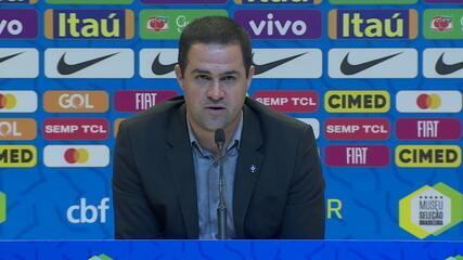 Jardine comenta sobre convocação de Reinier e diz que acredita em liberação do Flamengo