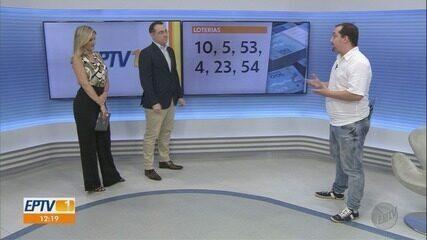 Professor explica a probabilidade de acertar números na Mega-Sena