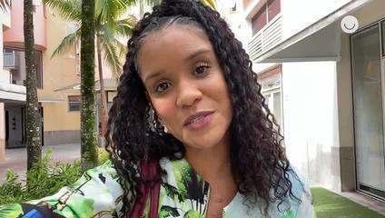 As Five: Heslaine Vieira manda recado de final de ano