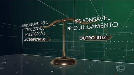 Podemos e Cidadania vão ao Supremo contra criação do juiz de garantias