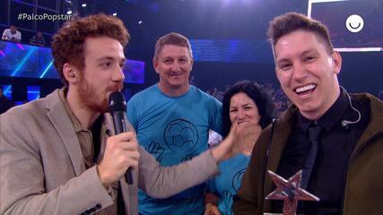 Popstar na Web: Jakson Follmann é o grande campeão! Confira entrevista