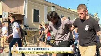 Pro-Ukrainian and pro-Russian separatists exchange more than 200 prisoners