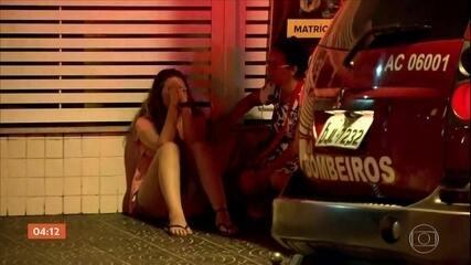Quatro pessoas da mesma família morrem na queda de elevador em Santos, SP