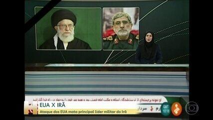 Qassem Soleimani era considerado o segundo homem mais importante do Irã