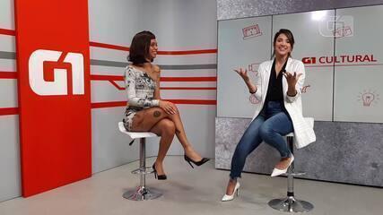 """G1 Cultural: Urias fala sobre primeiro EP e sucesso do videoclipe da música """"Diaba"""""""
