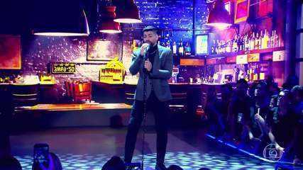 Caldeirão de Ouro: Top 08 - Dilsinho canta musica Péssimo Negócio