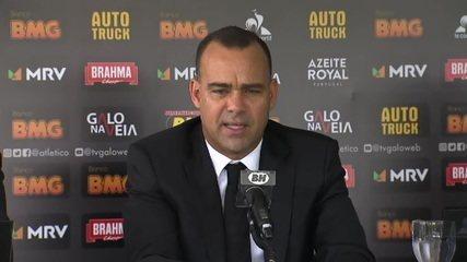 Dudamel é apresentado no Atlético-MG e diz sobre a sua saída da Seleção Venezuela