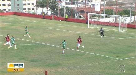 Campinense 5 x 0 Serrano-PB