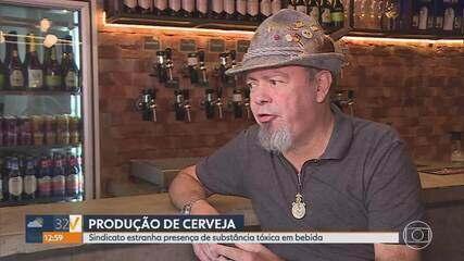 Indústria cervejeira não usa dietilenoglicol', diz especialista sobre substância