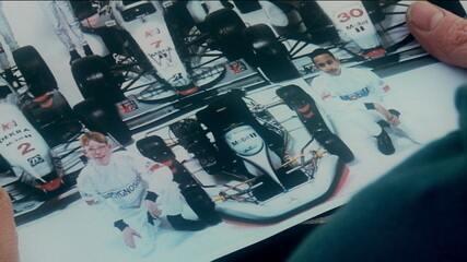 Conheça Wesley Graves, companheiro de Lewis Hamilton no kart, mas que seguiu caminho diferente