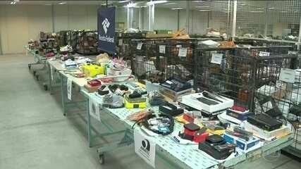 Apreensão de drogas em encomendas enviadas pelos Correios bate recorde