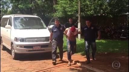 Fuga de mais de 70 pessoas mobiliza polícias do Brasil e do Paraguai