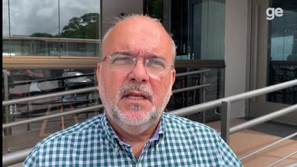 Sérgio Meira explica negociação do Botafogo-PB com Léo Moura
