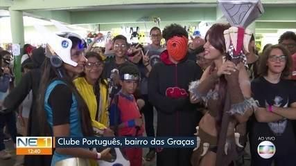 Anima Recife reúne apaixonados por cultura geek