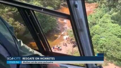 Resgate em Morretes