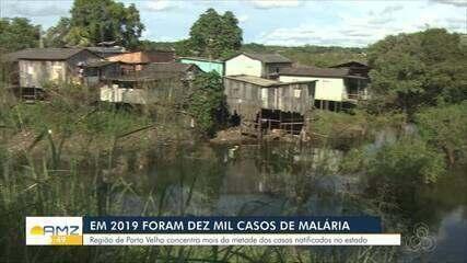 Casos de malária aumentam em Rondônia