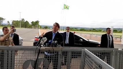 Bolsonaro disse que governo vai apurar de quem foi a responsabilidade pela falha no Enem