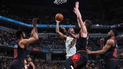 Melhores momentos de Indiana Pacers 115 x 106 Chicago Bulls pela NBA