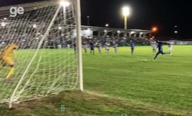 Com gol de Juninho Arcanjo, Parnahyba vence River-PI no litoral